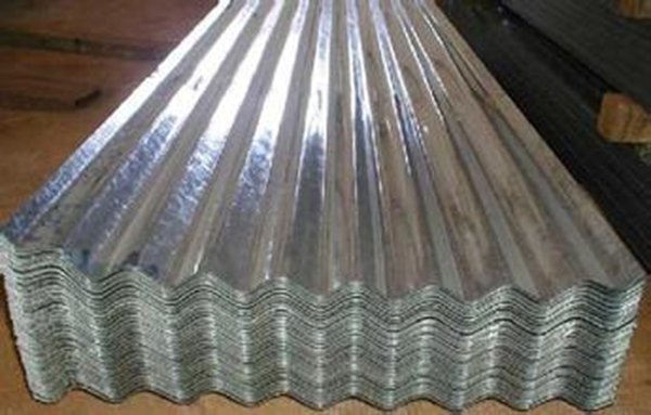Galvanized Steel Roofing Steet
