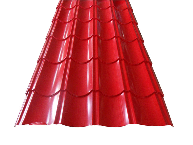 Pre-Painted Hot Dipped Galvanized Steel Roofing Sheet