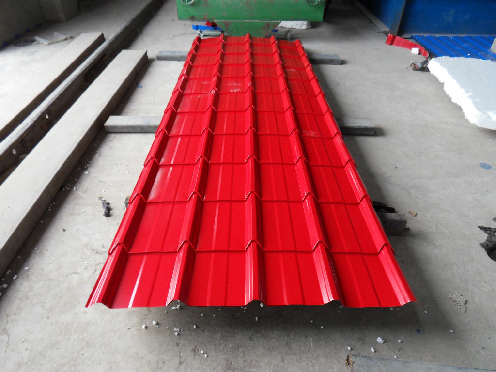 Pre-Painted Hot Dipped Galvanized Steel Sheet