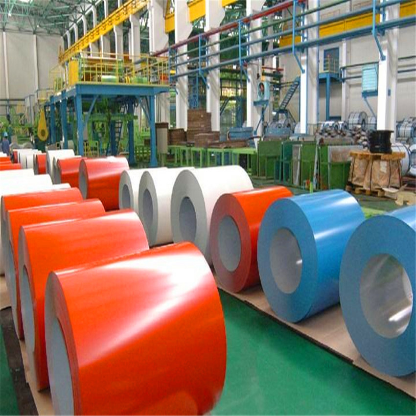Pre-Painted Hot Dipped GalvanizedSteel Coil